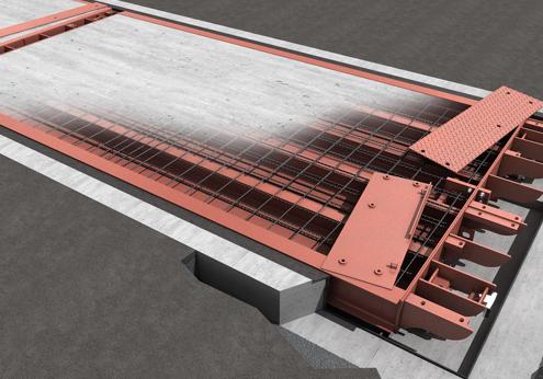 SBP-CO pesa a Ponte Modulare in Cemento
