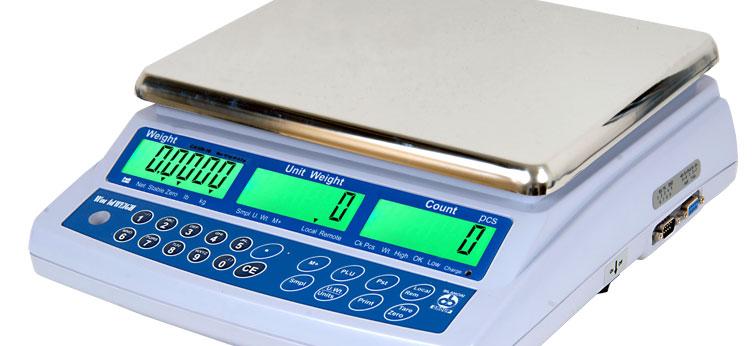 Contapezzi compatto da banco CA100 WorldWEIGH 3-30 kg