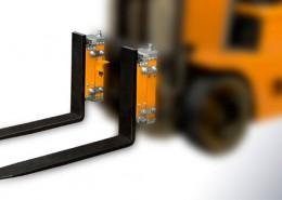 PTE-LW Sistema di pesatura per carrelli elevatori