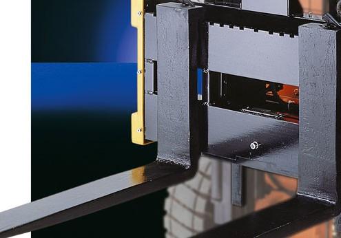 Sistemi di pesatura per carrelli elevatori