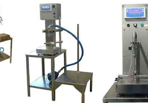 Dosatore per olio CBOIL-L da 200g a 30kg