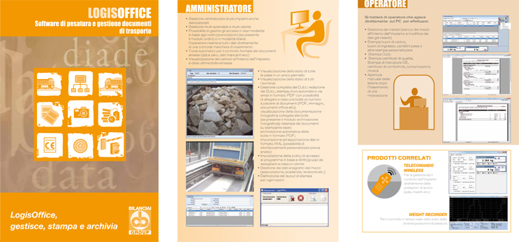LogisOffice Software di pesatura