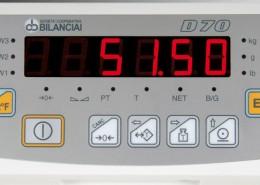 Terminale elettronico D70 E