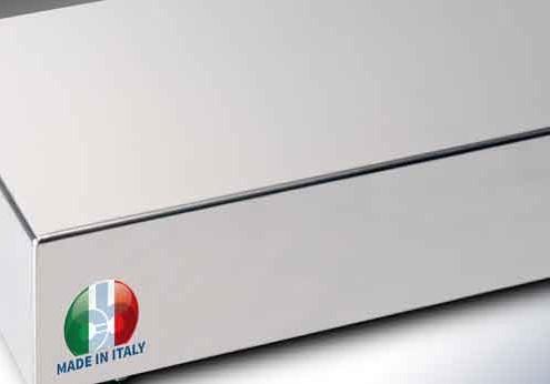 Piattaforma in acciaio inox e cella inox PMA-CX